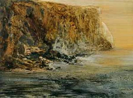"<p><span class=""viewer-caption-artist"">Ziad Dalloul</span></p> <p><span class=""viewer-caption-title""><i>The Cliff</i></span>, <span class=""viewer-caption-year"">2012</span></p> <p><span class=""viewer-caption-media"">Oil on canvas</span></p> <p><span class=""viewer-caption-dimensions"">130 x 97 cm (51 1/8 x 38 1/4 in.)</span></p> <p><span class=""viewer-caption-inventory"">ZID0010</span></p> <p><span class=""viewer-caption-aux""></span></p>"