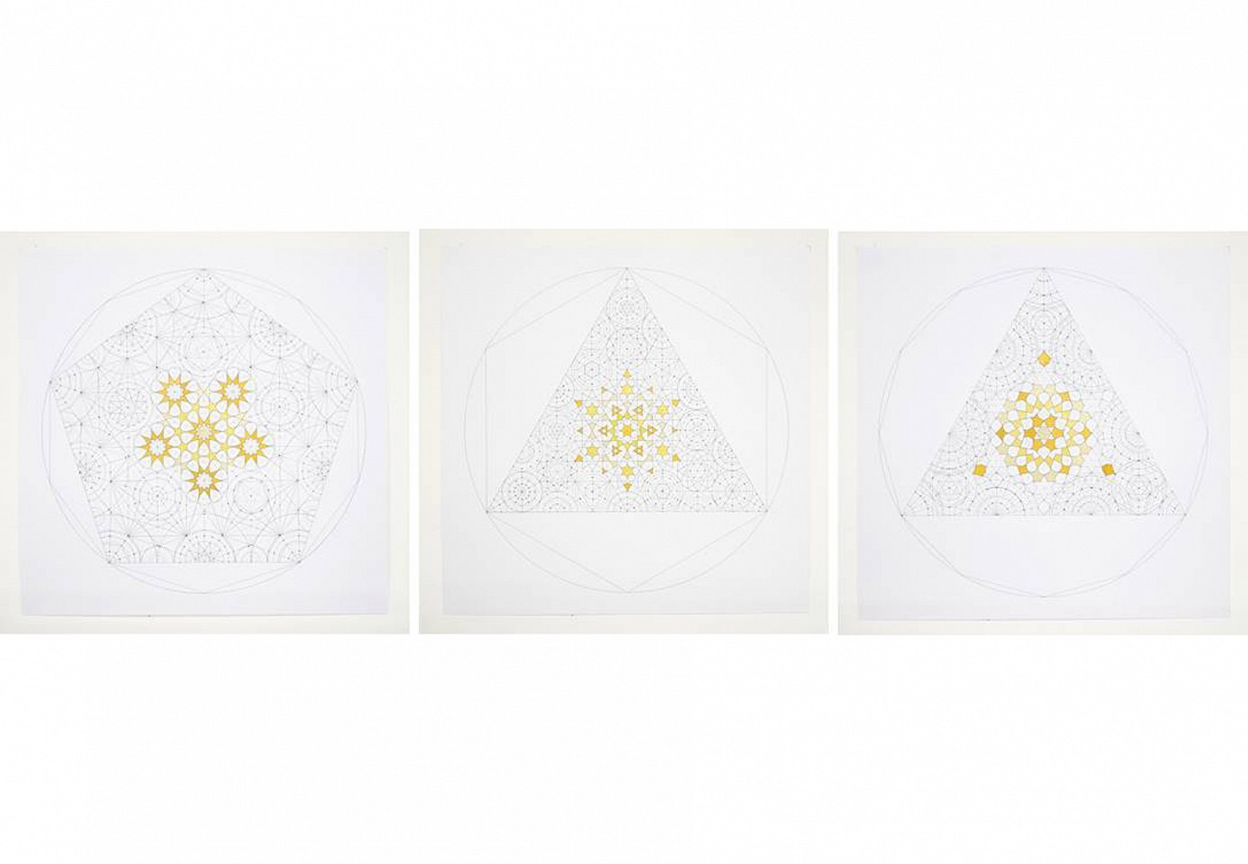 "<p><span class=""viewer-caption-artist"">Dana Awartani</span></p> <p><span class=""viewer-caption-title""><i>The Platonic Solid Duals Series</i></span>, <span class=""viewer-caption-year"">2016</span></p> <p><span class=""viewer-caption-media"">Wood, copper and glass</span></p> <p><span class=""viewer-caption-description"">From left to right: Dodecahedron Within a Icosahedron, Octahedron Within a Cube and Icosahedron Within a Dodecahedron </span></p> <p><span class=""viewer-caption-inventory"">DAN0106</span></p> <p><span class=""viewer-caption-aux""></span></p>"